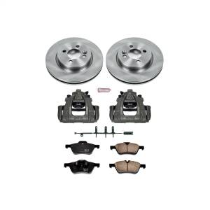 Power Stop - Autospecialty By Power Stop 1-Click OE Replacement Brake Kit w/Calipers | Power Stop (KCOE5780) - Image 1