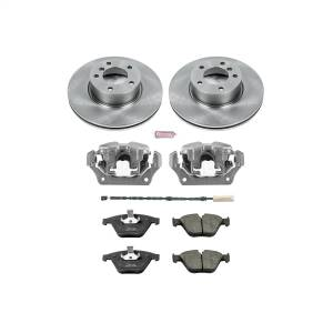 Power Stop - Autospecialty By Power Stop 1-Click OE Replacement Brake Kit w/OE Calipers | Power Stop (KCOE6073) - Image 1