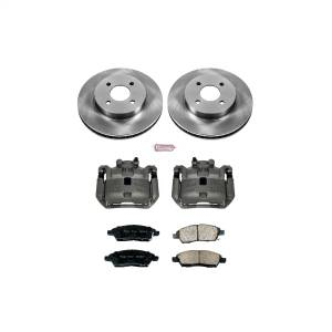 Power Stop - Autospecialty By Power Stop 1-Click OE Replacement Brake Kit w/Calipers | Power Stop (KCOE6096) - Image 1