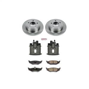 Power Stop - Autospecialty By Power Stop 1-Click OE Replacement Brake Kit w/Calipers | Power Stop (KCOE6263) - Image 1