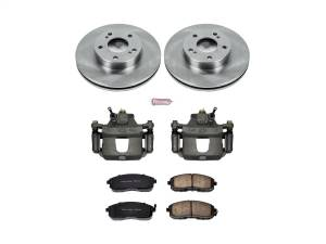 Power Stop - Autospecialty By Power Stop 1-Click OE Replacement Brake Kit w/Calipers | Power Stop (KCOE660) - Image 1