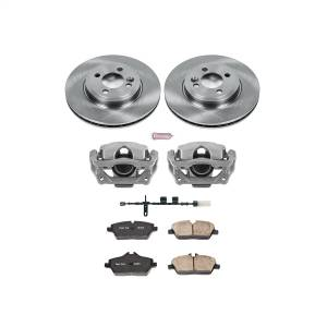 Power Stop - Autospecialty By Power Stop 1-Click OE Replacement Brake Kit w/Calipers | Power Stop (KCOE6739) - Image 1