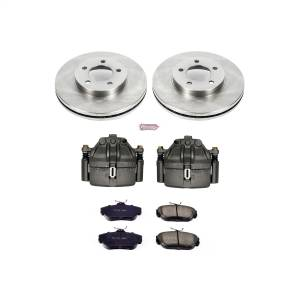 Power Stop - Autospecialty By Power Stop 1-Click OE Replacement Brake Kit w/Calipers | Power Stop (KCOE1327) - Image 1