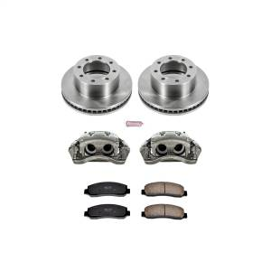 Power Stop - Autospecialty By Power Stop 1-Click OE Replacement Brake Kit w/Calipers | Power Stop (KCOE5412A) - Image 1