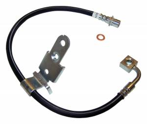 Brakes - Brake Hose - Crown Automotive - Brake Hose | Crown Automotive (5140863AA)