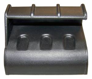 Truck Bed Accessories - Tailgate Bar Retainer - Crown Automotive - Tailgate Bar Retainer | Crown Automotive (68041621AA)
