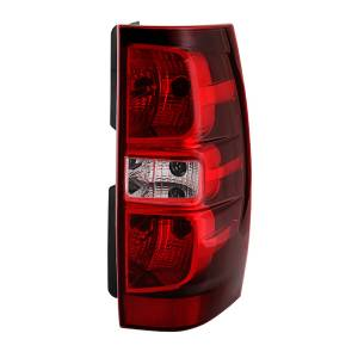 Exterior Lighting - Tail Light - Spyder Auto - XTune Tail Light | Spyder Auto (9028861)