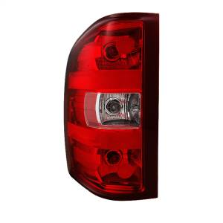 Exterior Lighting - Tail Light - Spyder Auto - XTune Tail Light | Spyder Auto (9033087)