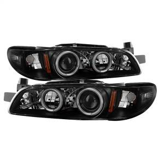 CCFL Halo Projector Headlights | Spyder Auto (5011695)