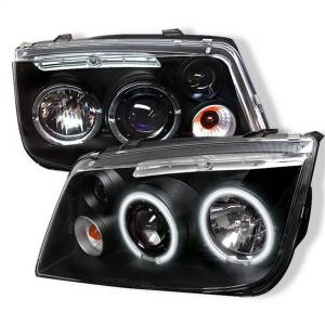 CCFL LED Projector Headlights | Spyder Auto (5012210)