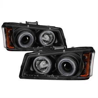 CCFL LED Projector Headlights | Spyder Auto (5030023)
