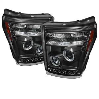 CCFL Halo Projector Headlights | Spyder Auto (5071729)