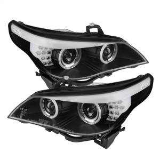 CCFL Halo Projector Headlights | Spyder Auto (5074041)