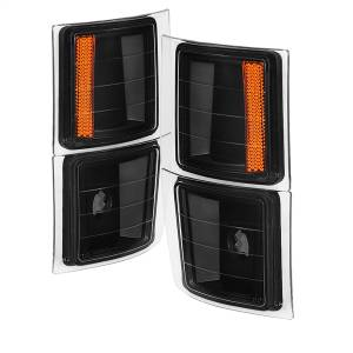 Exterior Lighting - Cornering Light Assembly - Spyder Auto - XTune Corner Lights   Spyder Auto (5064400)