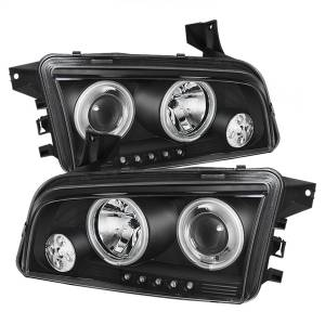 CCFL LED Projector Headlights | Spyder Auto (5009715)