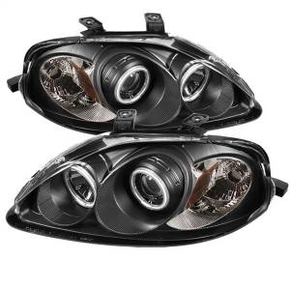 CCFL Halo Projector Headlights | Spyder Auto (5029850)