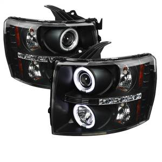 CCFL LED Projector Headlights | Spyder Auto (5033864)