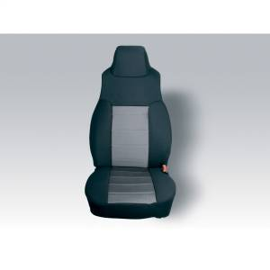 Seats and Accessories - Seat Cover - Rugged Ridge - Custom Fit Poly-Cotton Seat Cover | Rugged Ridge (13240.09)