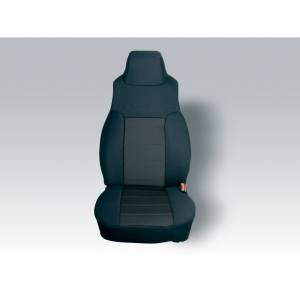 Seats and Accessories - Seat Cover - Rugged Ridge - Custom Fit Poly-Cotton Seat Cover | Rugged Ridge (13241.01)