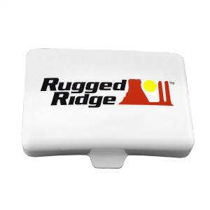 Exterior Lighting - Fog/Driving Light Cover - Rugged Ridge - Fog Light Cover | Rugged Ridge (15210.56)