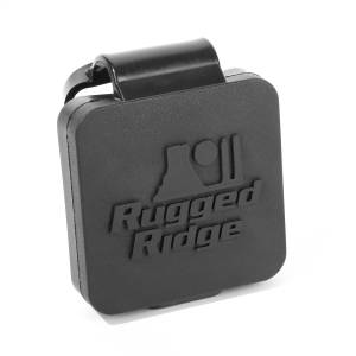 Receiver Hitch Plug | Rugged Ridge (11580.26)