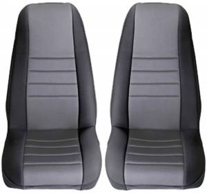 Seats and Accessories - Seat Cover - Rugged Ridge - Custom Neoprene Seat Cover | Rugged Ridge (13210.09)