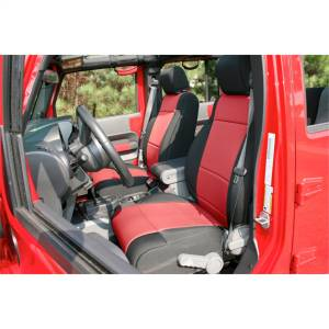 Seats and Accessories - Seat Cover - Rugged Ridge - Custom Neoprene Seat Cover | Rugged Ridge (13215.53)