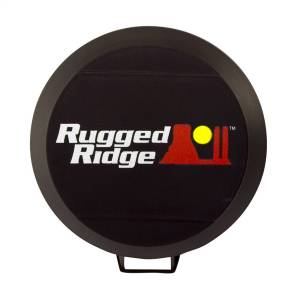 Exterior Lighting - Driving Light Cover - Rugged Ridge - Driving Light Cover | Rugged Ridge (15210.52)