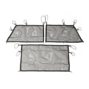 Travel Accessories - Cargo Area Organizer - Rugged Ridge - Eclipse Cargo Barrier | Rugged Ridge (13579.41)