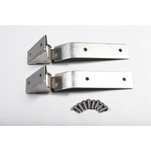 Truck Bed Accessories - Tailgate Hinge - Rugged Ridge - Tailgate Hinge | Rugged Ridge (11114.02)
