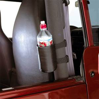 Storage - Cup Holder - Rugged Ridge - Roll Bar Drink Cup Holder | Rugged Ridge (12101.51)