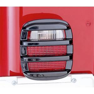 Exterior Lighting - Tail Light Guard - Rugged Ridge - Taillight Guard | Rugged Ridge (11354.02)