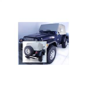 Water Resistant Cab Cover | Rugged Ridge (13316.09)