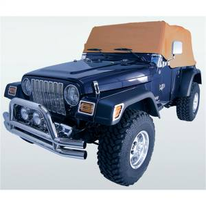 Water Resistant Cab Cover | Rugged Ridge (13316.37)