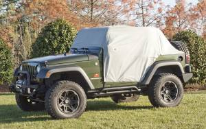 Car Cover - Car Cover - Rugged Ridge - Cab Cover | Rugged Ridge (13317.10)