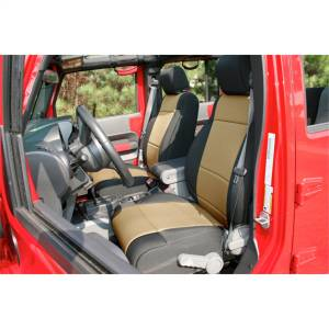 Seats and Accessories - Seat Cover - Rugged Ridge - Custom Neoprene Seat Cover | Rugged Ridge (13215.04)