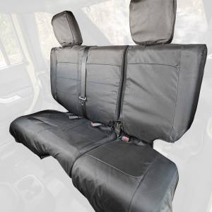 Seats and Accessories - Seat Cover - Rugged Ridge - Ballistic Seat Cover | Rugged Ridge (13266.06)
