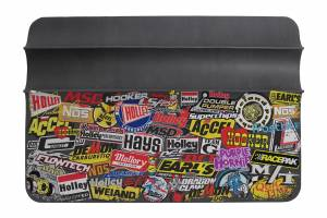 Tools and Equipment - Fender Cover - Holley Performance - Sticker Bomb Fender Cover | Holley Performance (36-445)