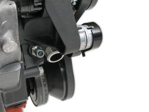 Holley Performance - Mid-Mount Complete Accessory Drive System   Holley Performance (20-242) - Image 2