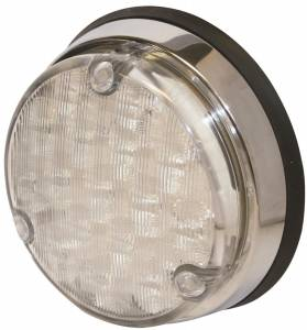 Exterior Lighting - Back Up Light Assembly - Hella - 110mm Reverse Lamp | Hella (959930841)