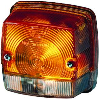Exterior Lighting - Tail Light Assembly - Hella - 3014 Turn/Side Marker Lamp | Hella (003014257)