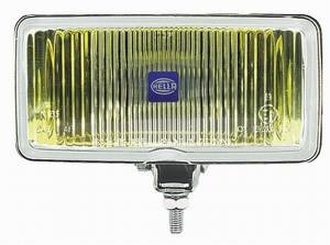 Exterior Lighting - Fog Light Assembly - Hella - 550 Fog Lamp | Hella (005700021)