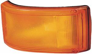 Exterior Lighting - Turn Signal Light Assembly - Hella - 5604 Wraparound Turn Lamp | Hella (005603047)