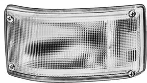 Exterior Lighting - Turn Signal Light Assembly - Hella - 5604 Wraparound Turn Lamp | Hella (005603067)