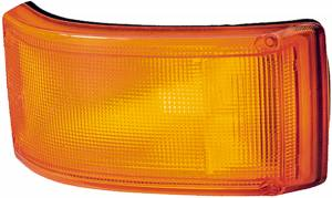 Exterior Lighting - Turn Signal Light Assembly - Hella - 5604 Wraparound Turn Lamp | Hella (005603141)