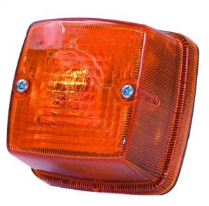 Exterior Lighting - Turn Signal Light Assembly - Hella - 6113 Turn Lamp | Hella (996113007)