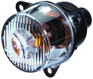 Exterior Lighting - Turn Signal Light Assembly - Hella - 8221 Turn Lamp | Hella (008221147)