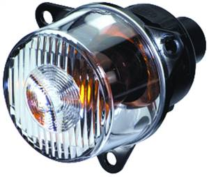 Exterior Lighting - Turn Signal Light Assembly - Hella - 8221 Turn Lamp | Hella (008221107)