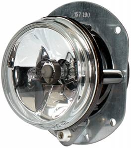 Exterior Lighting - Fog Light Module - Hella - 90mm Halogen Fog Lamp Module | Hella (008582007)