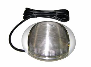 Exterior Lighting - Back Up Driving Lamp - Hella - 9820 EuroLED Reverse Lamp | Hella (959820211)
